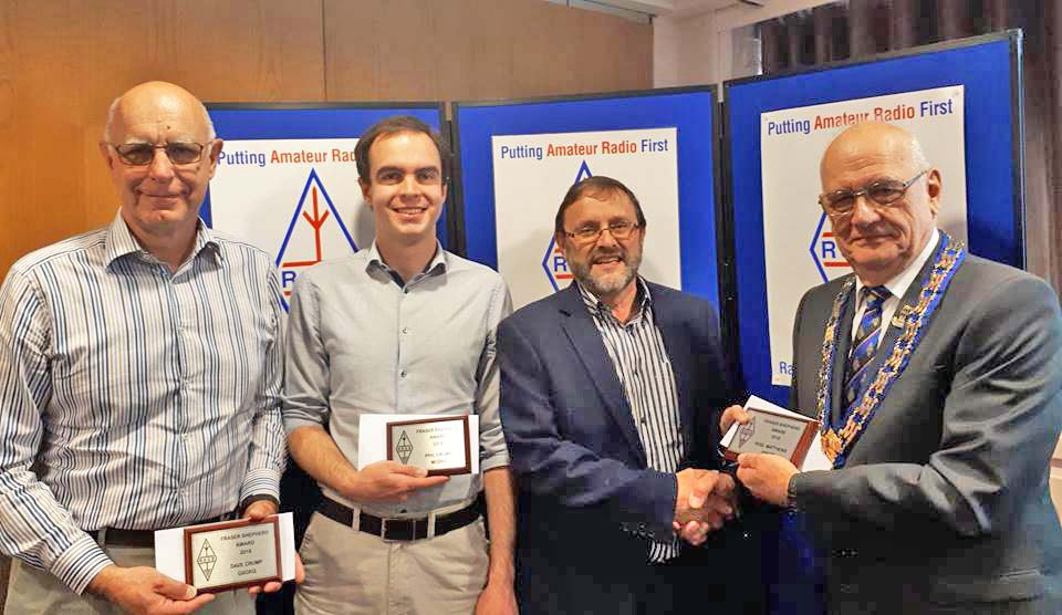 Wirral & District Amateur Radio Club - Members_Page